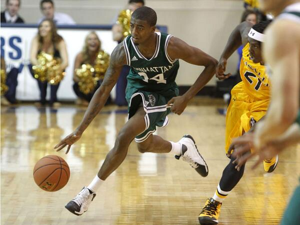 George Beamon and the Jaspers could be a tough NCAA Tournament match-up. (MAACSports)