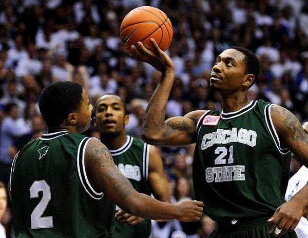 Chicago State served up an unexpected win over the Aggies. (Patrick Smith)