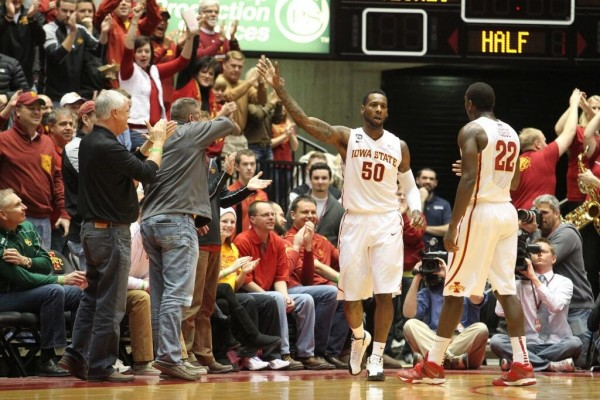 DeAndre Kane and the Cyclones didn't need Hilton Magic to take care of Baylor. (USA Today)