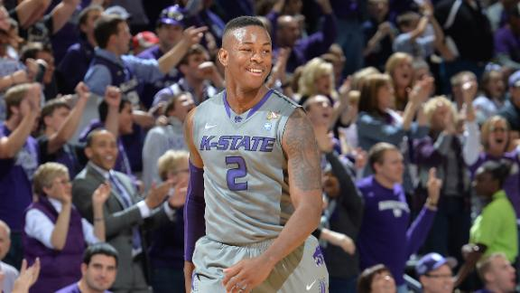 Marcus Foster has been a big reason for Kansas State's improved play as of late.