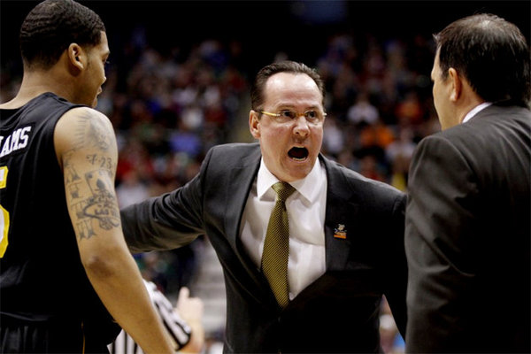 Gregg Marshall has Wichita State off to a 15-0 start this season. (Jamie Green/MCT)