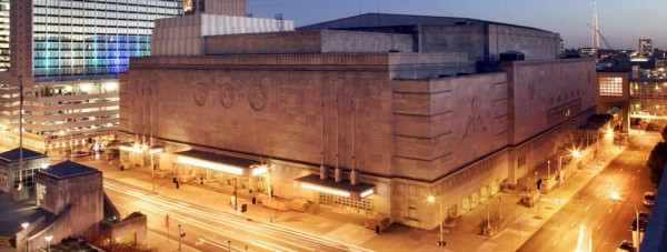 Municipal Auditorium got a $5 million facelift this past offseason (kcstudio.org).