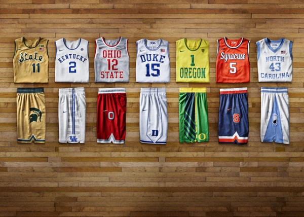 Nike's new throwback uniforms are excellent. (photo credit: Nike)