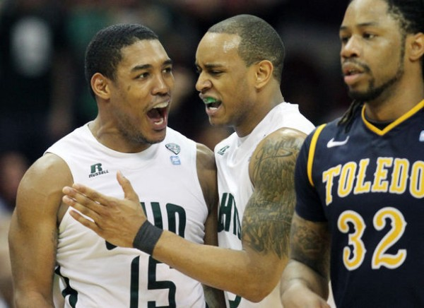 The Bobcats host the 17-2 Rockets on Saturday in a huge MAC tilt. (John Kuntz / The Plain Dealer)