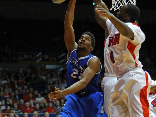 Dwayne Evans and the Billikens are our O26 Team of the Week. (Robert Leifheit Rob Leifheit-USA TODAY Sports)