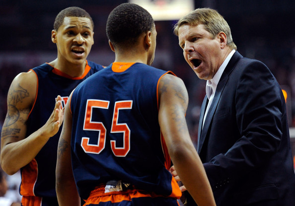 Tim Floyd is the O26 Coach of the Week. (Ethan Miller/Getty Images North America)