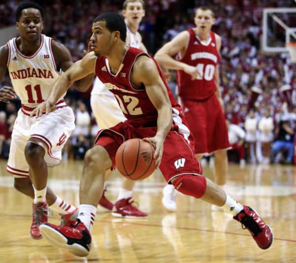 Coming off of a season high 21 points against Indiana, Traveon Jackson should get open looks against Michigan as well (Darren Cummings, AP).