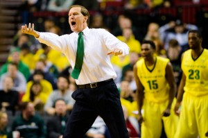 Minus Joseph Young, Dana Altman Still Has A Talented Roster (Michael Arellano/Emerald)
