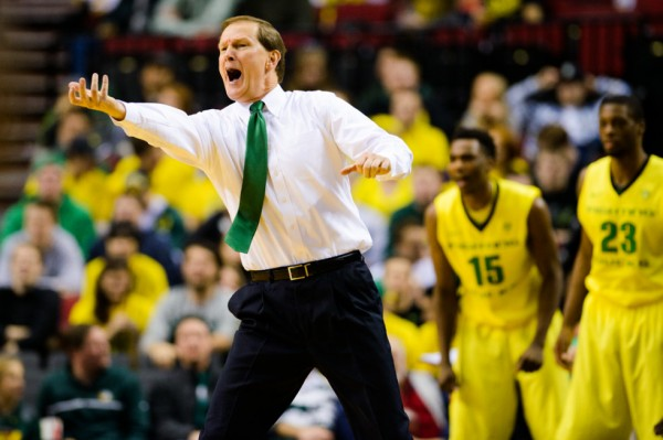 Oregon Is In Full-On Implosion Mode (Michael Arellano/Emerald)