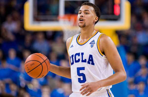 Kyle Anderson Has UCLA Peaking (Scott Chandler, UCLA Athletics)