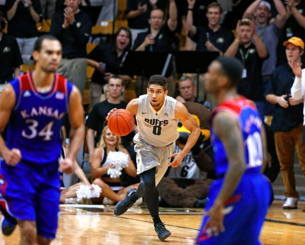 While It's Not Always In His Nature, Askia Booker May Need To Play Up His Facilitator Skills (AP Photo)