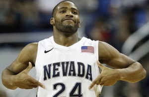 He Has Been Brilliant All Season, But Deonte Burton Put On A Special Show Wednesday Night At The Thomas And Mack Center- Even By His Lofty Standards
