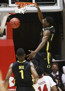 Damyean Dotson's Slam To Seal The Game Was Just One Of His Several Clutch Plays Down The Stretch (Jeffrey D. Allred, Deseret News)