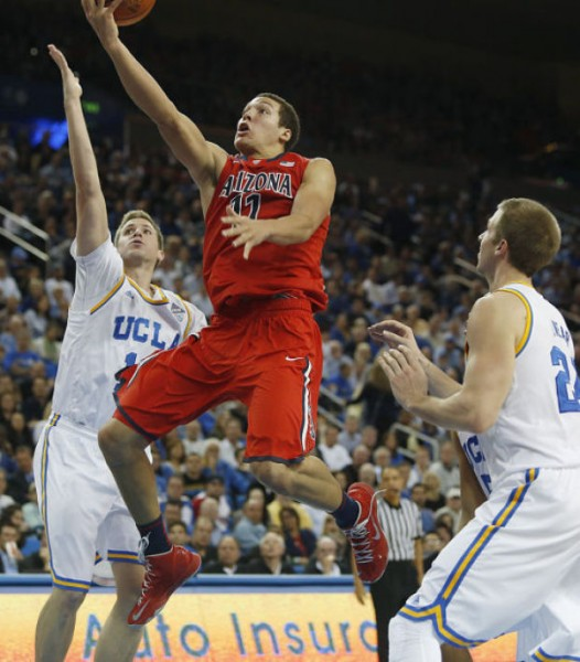 Aaron Gordon's Versatility May Help Arizona Deal With the Ashley Injury (Mamta Popat, Arizona Daily Star)