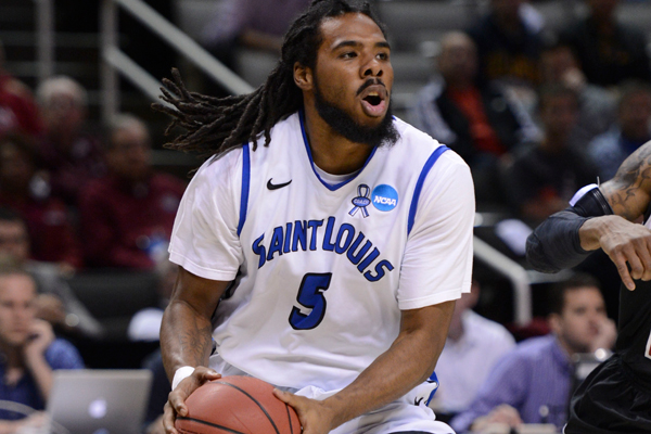 Jordair Jett has the Billikens in contention for an at-large bid. (Photo courtesy of foxpsports.com)