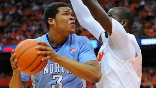 Kennedy Meeks is a handful in the paint (USA TODAY Sports)