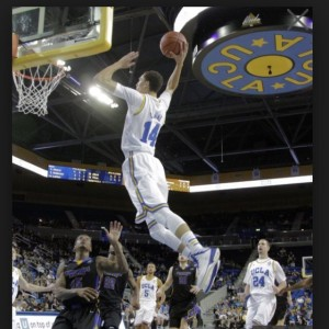Zach LaVine's Athleticism And Shooting Accuracy Have NBA Scouts Intrigued