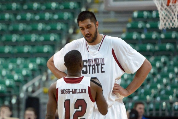 New Mexico State Is Up To Some Big Things This Year (USA Today Sports Images)