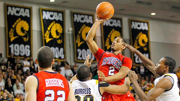 Cedrick Lindsay has the Richmond Spiders on the rise. (Photo courtesy of espn.com)