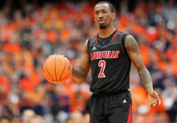 It's Early, But Russ Smith And The Cardinals Have Unexpected Company In Their Chase For The American Athletic Conference Crown