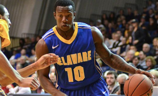 Delaware showed Wednesday that they can still win big short-handed. (AP)