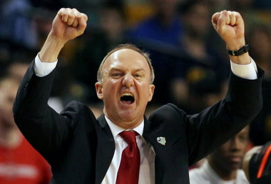 Thad Matta has made tweaked his system a bit as 2014-15 has started. (AP)