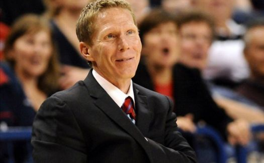 Despite a slew of setbacks, Mark Few and Gonzaga keep on chugging along. (Getty)