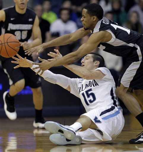 Villanova is Reaching for #1 in Our Power Rankings