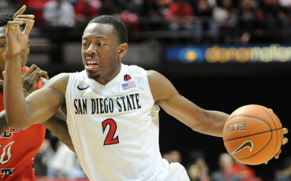 Not To Be Repetitive, But With A Pair Of Road Wins, The Aztecs Again Win Our Team Of The Week