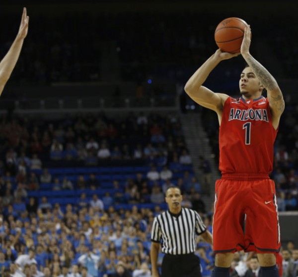 Gabe York's Perimeter Shooting Was a Big Key For Arizona On Thursday Night (Mamta Popat, Arizona Daily Star)