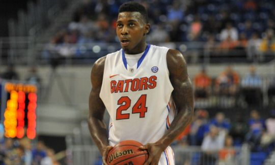 Despite a tough schedule ahead, don't be surprised if Casey Prather and Florida go undefeated. (Getty)