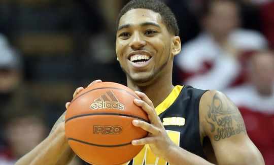 Can Roy Devyn Marble and Iowa control the pace and stay in the Big Ten hunt at home against Ohio State? (AP)