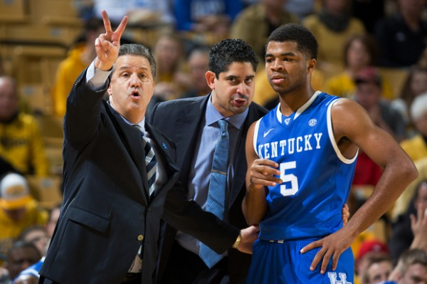 Andrew Harrison and the Wildcats grew up in their win against Missouri (kentucky.com).