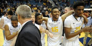 The Mountaineers look to become just the second Big 12 team to beat Texas at home when they head to Austin on Saturday. (WVUSports.com)