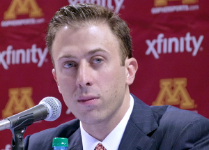 Richard Pitino's Gophers can't afford to drop the game against Illinois if they want to keep their NCAA hopes alive.