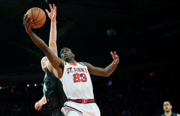 Rysheed Jordan has helped spark St. John's  (Andew Theodorakis/ New York Daily News?