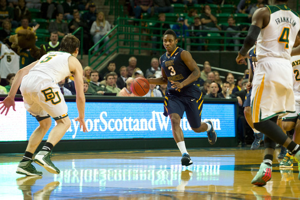 WVU's Juwan Staten just won Big 12 Player of the Week. He now joins the million other big time PGs in the Big 12. (Cooper Neill/Getty Images)