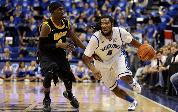 VCU travels to Saint Louis for an enormous Atlantic 10 tilt. (Jeff Roberson/AP)