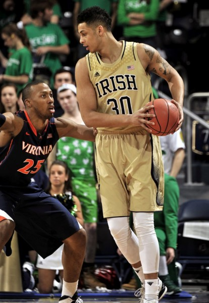 Akil Mitchell and Virginia Put Defensive Clamps on Notre Dame in Earlier Meeting. (AP Photo / Joe Raymond)