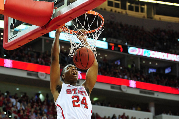 ACC Leading Scorer T.J. Warren Leads N.C. State. (Photo: Grant Halverson/Getty Images)