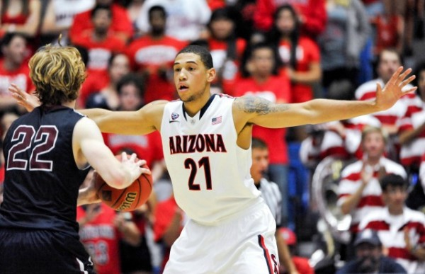 Arizona lost Brandon Ashley but Sean Miller and company have not missed a beat. (Credit: Casey Sapio-USA TODAY Sports)