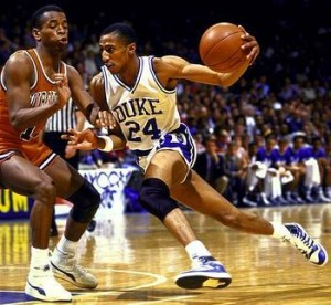 You May Have Forgotten In All The Can't-Coach Hysteria,But Johnny Dawkins Could Straight Ball