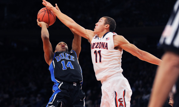 Aaron Gordon's Defensive Versatility Helps Make Arizona An Excellent Defensive Team (Jack White, Daily Wildcat)