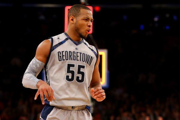 Trawick's Return is Huge for the Hoyas
