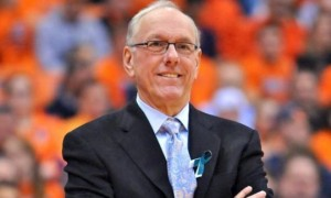 Jim Boeheim Quietly Steered Syracuse to an Impressive Win on Thursday (Getty)