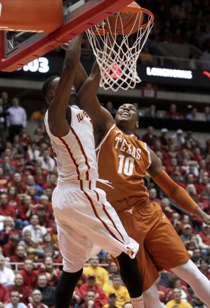 Melvin Ejim Dominated Texas Last Night