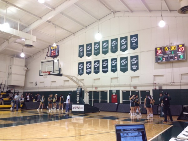 Welcome To The Hornet's Nest, Home Of Sacramento State And Full-Court Buzzer Beaters