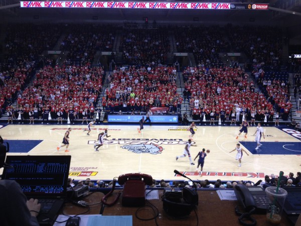 The McCarthey Athletics Center Atmosphere Is Intimate, Enlivened, And As Good As It Gets In College Basketball