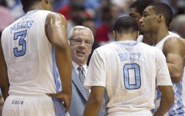 Roy Williams' Still Perfect Against N.C. State in Chapel Hill. (Photo: Robert Willett / newsobserver.com)