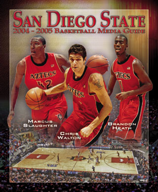 Bill's Son Chris Was Steve Fisher's First Recruit At San Diego State